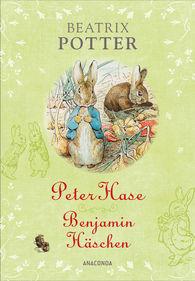 Beatrix  Potter, Kim  Landgraf  (Hrsg.) - Peter Hase und Benjamin Häschen