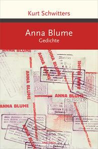 Kurt  Schwitters, Kim  Landgraf  (Hrsg.) - Anna Blume