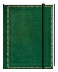 Blank Book grün (groß)