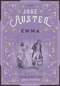 Jane  Austen - Emma (illustriert)