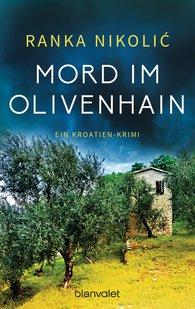 Ranka  Nikolić - Murder in the Olive Grove