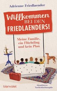 Adrienne  Friedlaender - Willkommen bei den Friedlaenders!