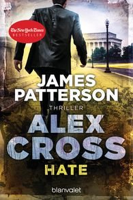 James  Patterson - Hate - Alex Cross 24