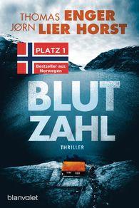 Thomas  Enger, Jørn Lier  Horst - Blutzahl