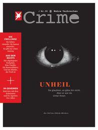 Gruner+Jahr GmbH  (Hrsg.) - stern Crime - Wahre Verbrechen