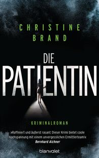 Christine  Brand - The Patient