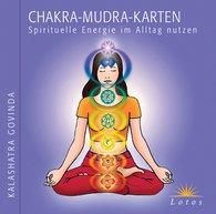 Kalashatra  Govinda - Chakra-Mudra-Karten
