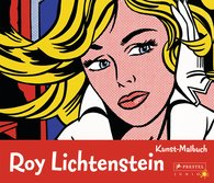 Sabine  Tauber - Colouring Book Roy Lichtenstein