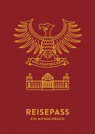 Robin  Jacobs - Reisepass