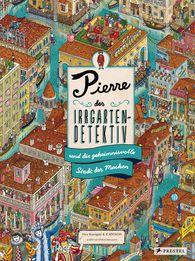 Ic4design - Pierre, der Irrgarten-Detektiv, und die geheimnisvolle Stadt der Masken