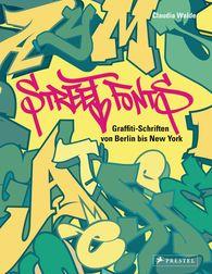 Claudia  Walde - Street Fonts