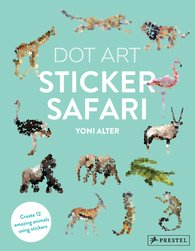 Yoni  Alter - Dot Art: Sticker Safari