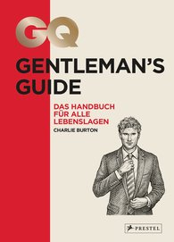 Charlie  Burton - GQ Gentleman's Guide