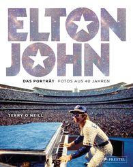 Terry  O'Neill - Elton John