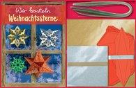 Norbert  Pautner - Wir basteln Weihnachtssterne