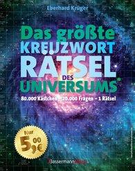 Eberhard  Krüger - Das größte KreuzwortRätsel des Universums
