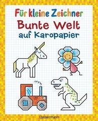 Norbert  Pautner - Für kleine Zeichner - Bunte Welt auf Karopapier