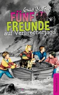 Enid  Blyton - Fünf Freunde auf Verbrecherjagd - DB 07