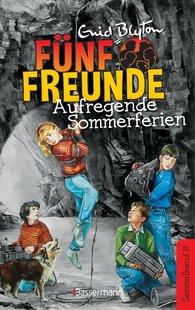 Enid  Blyton - Fünf Freunde - Aufregende Sommerferien - DB 08