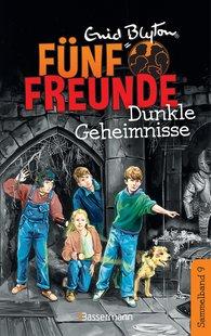 Enid  Blyton - Fünf Freunde - Dunkle Geheimnisse - DB 09