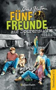 Enid  Blyton - Fünf Freunde auf Spurensuche - DB 10
