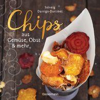 Solveig  Darrigo-Dartinet - Chips aus Gemüse, Obst und mehr. Die besten Rezepte für hauchdünnes Gebäck aus dem Backofen