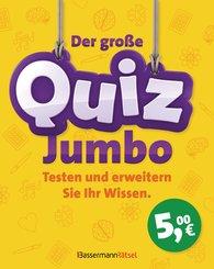 Eberhard  Krüger - Der große Quiz-Jumbo
