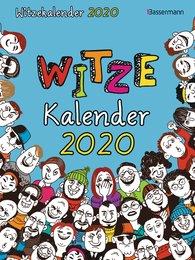Verlagsgruppe Random House Bassermann Verlag  (Hrsg.) - Witzekalender 2020
