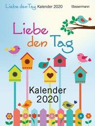 Verlagsgruppe Random House Bassermann Verlag  (Hrsg.) - Liebe den Tag Kalender 2020