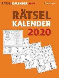 Eberhard  Krüger - Rätselkalender 2020