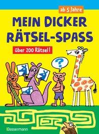 Norbert  Pautner - Mein dicker Rätsel-Spaß.Über 200 Rätsel