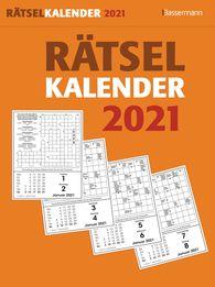 Eberhard  Krüger - Rätselkalender 2021