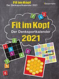 Eberhard  Krüger - Fit im Kopf - der Denksport-Kalender 2021