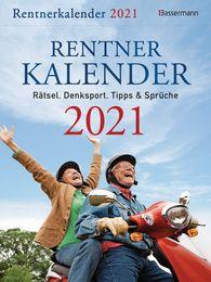 Dorothea  Hengstberger, Eberhard  Krüger - Rentnerkalender 2021