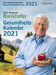 Hademar  Bankhofer - Prof. Bankhofers Gesundheitskalender 2021