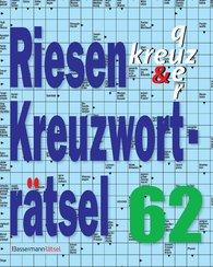 Eberhard  Krüger - Riesen-Kreuzworträtsel 62