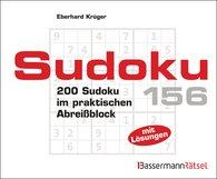 Eberhard  Krüger - Sudoku Block 156 (5 Exemplare à 2,99 €)