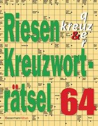Eberhard  Krüger - Riesen-Kreuzworträtsel 64