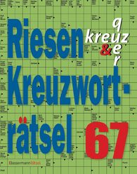 Eberhard  Krüger - Riesen-Kreuzworträtsel 67 (5 Exemplare à 2,99 €)
