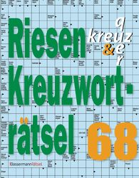 Eberhard  Krüger - Riesen-Kreuzworträtsel 68 (5 Exemplare à 2,99 €)