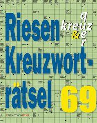 Eberhard  Krüger - Riesen-Kreuzworträtsel 69 (5 Exemplare à 2,99 €)