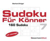 Eberhard  Krüger - Sudoku für Könner 7 (5 Exemplare à 2,99 €)