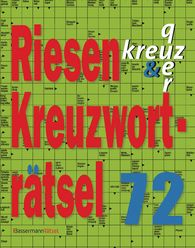 Eberhard  Krüger - Riesen-Kreuzworträtsel 72 (5 Exemplare à 2,99 €)