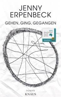 Jenny  Erpenbeck - Go, Went, Gone