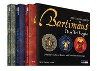 Jonathan  Stroud - Die Bartimäus Trilogie