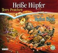 Terry  Pratchett - Heiße Hüpfer