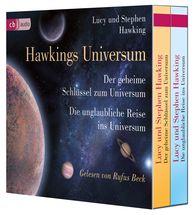 Lucy  Hawking, Stephen  Hawking - Hawkings Universum