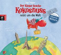Ingo  Siegner - Der kleine Drache Kokosnuss reist um die Welt
