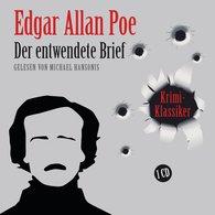 Edgar Allan  Poe - Der entwendete Brief