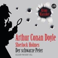 Arthur Conan  Doyle - Der schwarze Peter